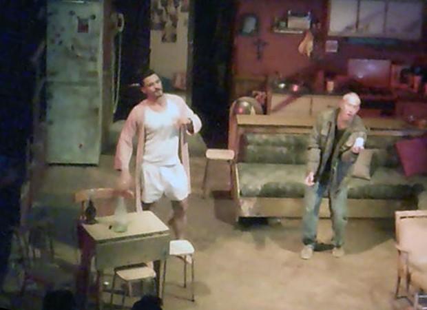 Orlando Bloom em 'Killing Joe' (Foto: Grosby Group)