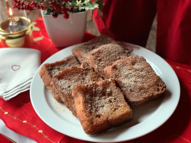 Receita de rabanada: 5 opções para servir na ceia de Natal  (Foto: Reprodução)