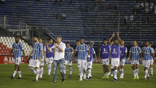 Foto: (Eduardo Moura / GloboEsporte.com)