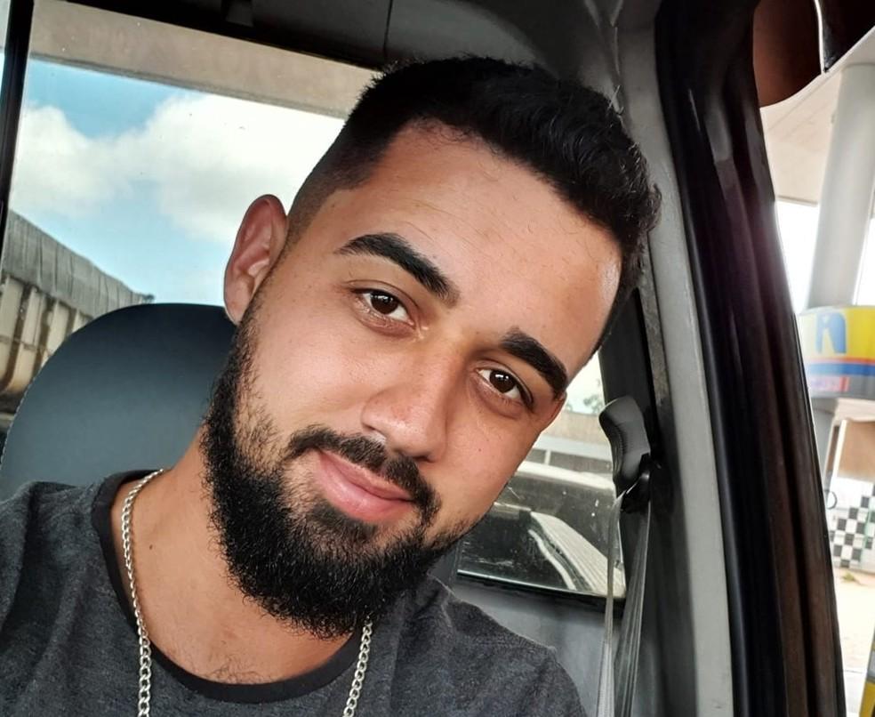 Caminhoneiro morreu em acidente no interior de SP  Foto: Arquivo pessoal