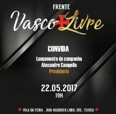 Vasco Livre
