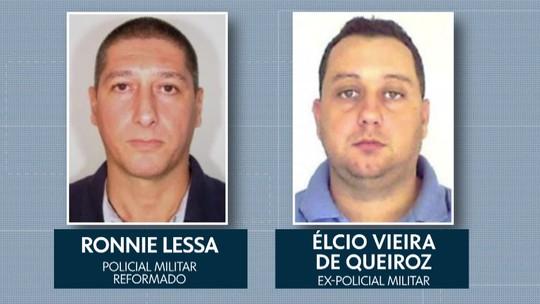 Ronnie Lessa e Élcio de Queiroz, acusados de matar Marielle, vão ser transferidos para presídio federal