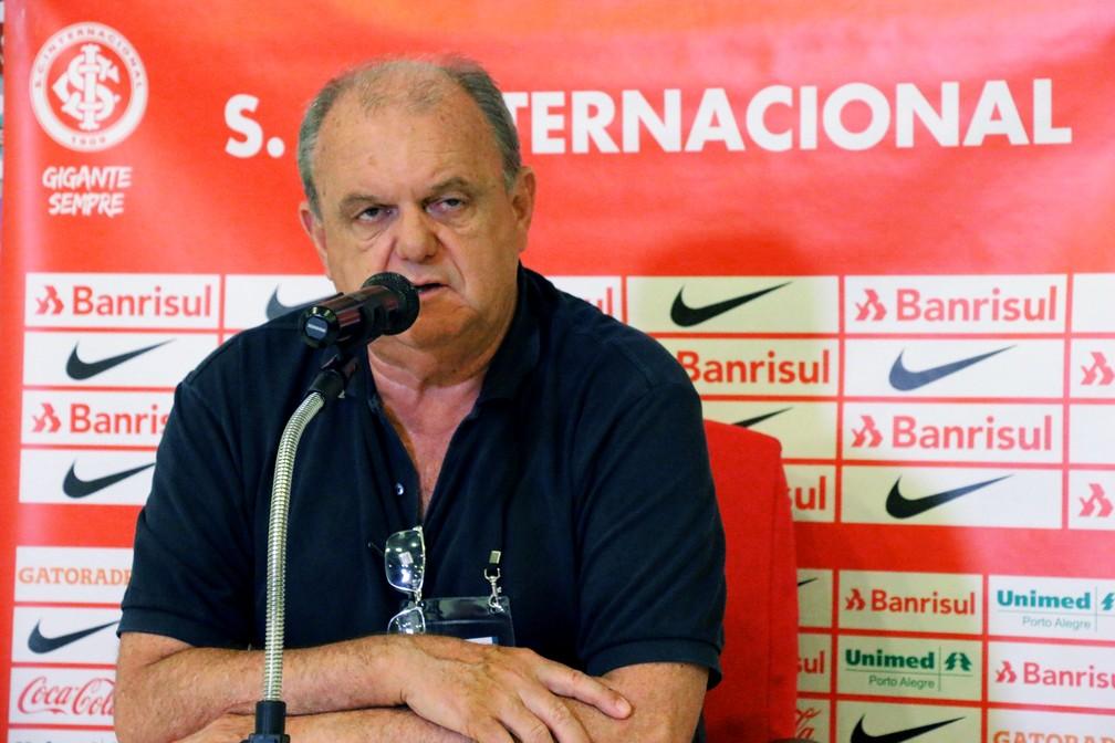 Ex-presidente do Internacional, Vitorio Piffero — Foto: Eduardo Deconto/GloboEsporte.com