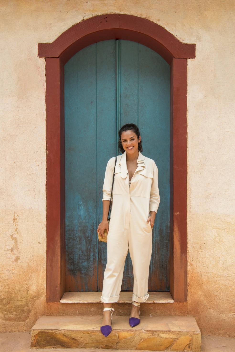 Yanna Lavigne — Foto: Estevam Avellar/Globo