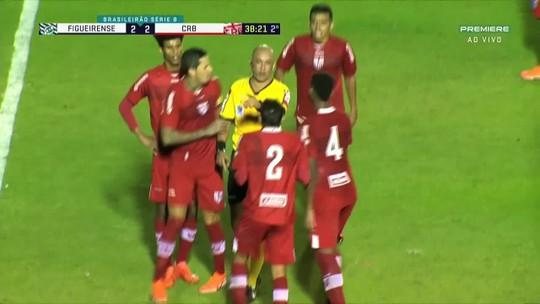 Suspenso, Daniel Borges desfalca o CRB contra o Bragantino; Lucas Abreu volta ao time