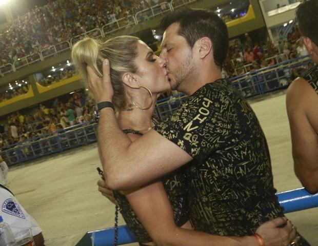 Wellington Muniz e Mirella Santos (Foto: Fred Pontes)