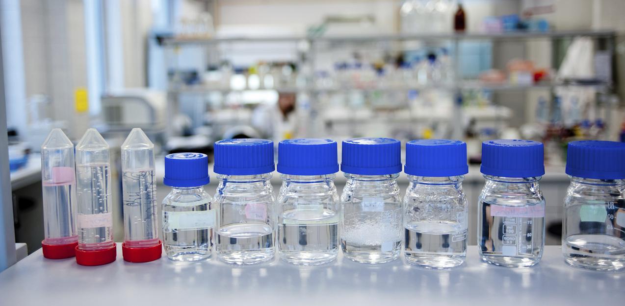 Sem o material necessário, laboratórios ficam parados (Foto: Thinkstock)