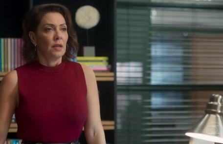Na quinta-feira (29), Nana pedirá a Diogo para orientar Silvana na coletiva de imprensa, mas ele aproveitará para assustá-la e convencê-la a desistir do lançamento TV Globo