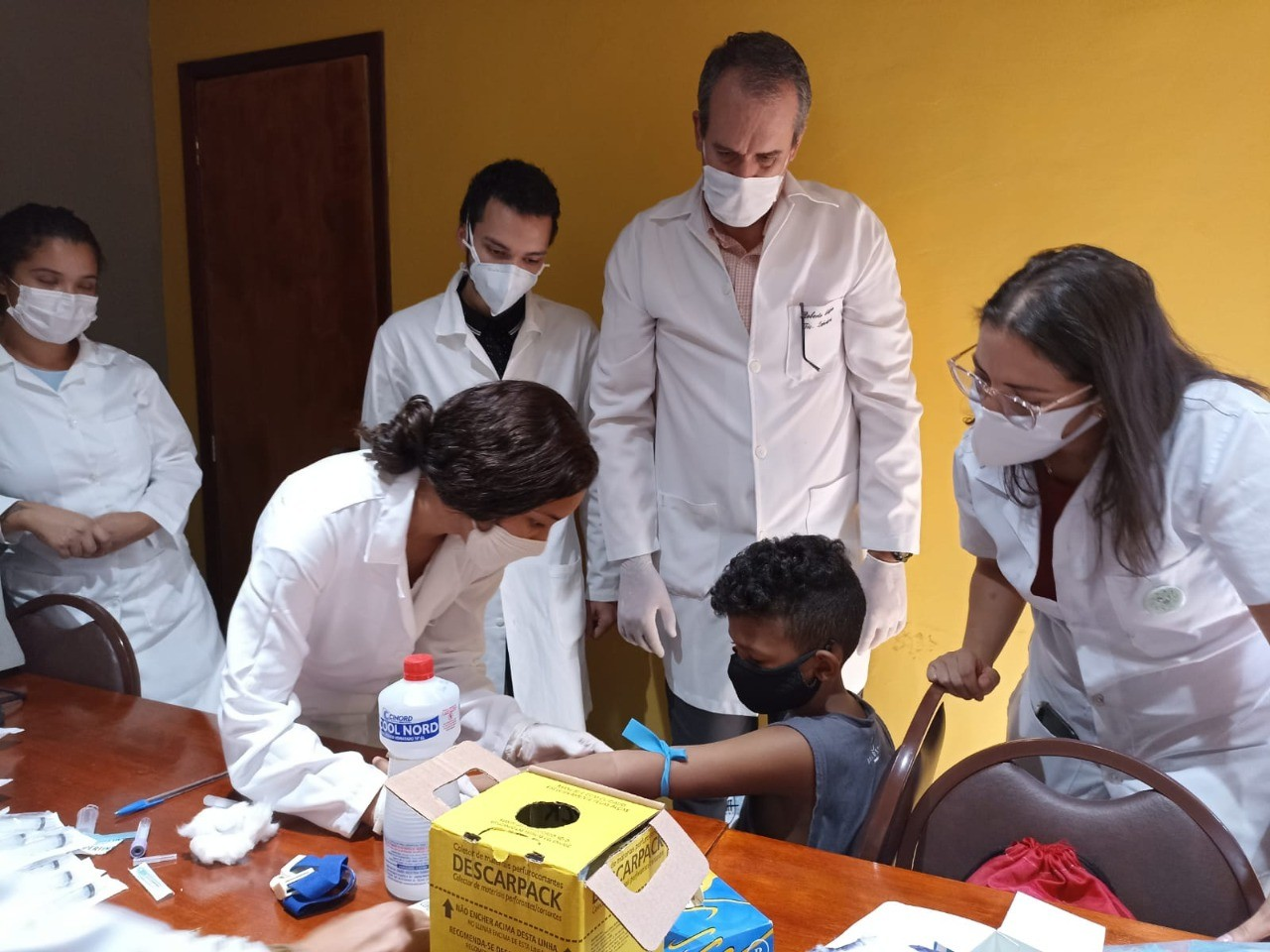 Curso livre de Coleta de Sangue com atendimento voluntário à comunidade abre novas inscrições em Cabo Frio, no RJ