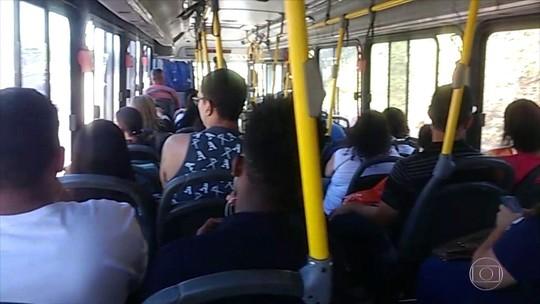 Ônibus com ar-condicionado no Rio 'somem' após queda da tarifa