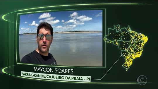 Barra Grande/Cajueiro da Praia, Toropi, Magda, Bagre, Taquaraçu de Minas e Jatobá