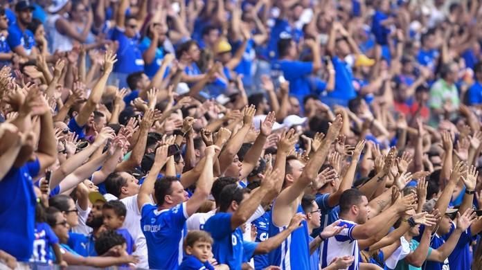 7b02f55d23 Sócio do Cruzeiro que for ao jogo contra o Vasco terá prioridade no  clássico