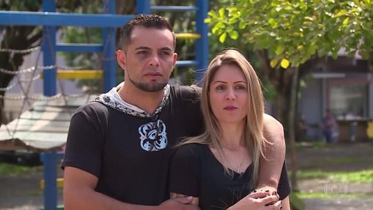 'The Wall': conheça a história de Noêmia e Júlio, participantes de 12/5
