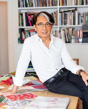 Kenzo Takada: o japonês que chacoalhou a moda