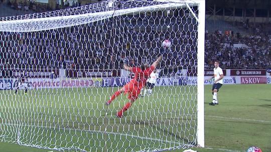 Ferroviária marca com canudo de fora da área, e Gustagol empata no fim para o Corinthians: veja os gols