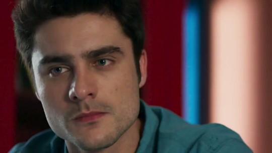 Tito revela para Ana que Samurai já armou pra cima dele