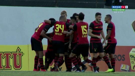 Satisfeito com equipe, Guto Ferreira pede concentração ao Sport pelo título estadual