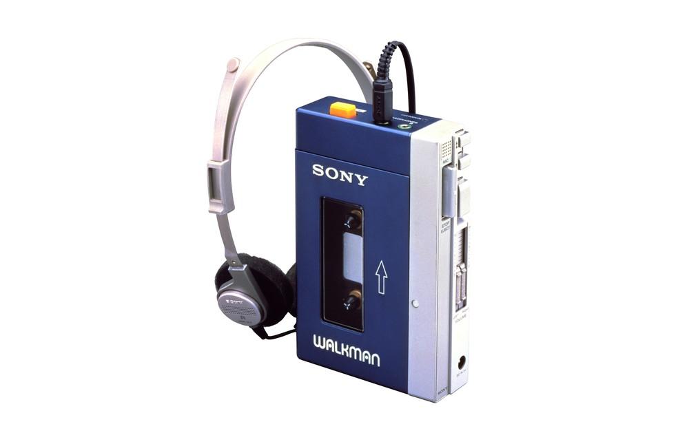 Walkman Sony permitia escutar músicas em qualquer lugar (Foto: Divulgação/Sony)
