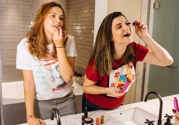 Maquiagem e autoestima (Foto: Futilidades / Divulgação)