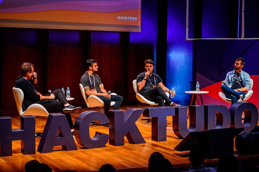Hacktudo acontece de forma online em 2020 — Foto: Divulgação