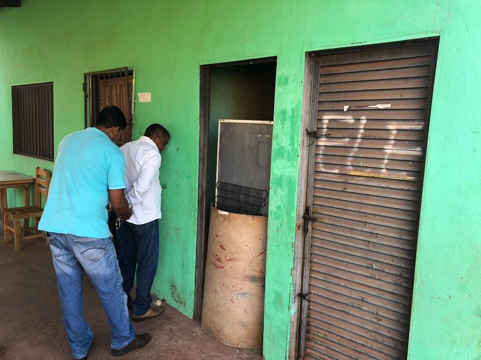 Pastor evangélico, de 53 anos, preso suspeito de ter estuprado meninos e adolescentes que frequentavam uma igreja no Bairro Mangabeira, em Várzea Grande — Foto: Polícia Civil/Divulgação