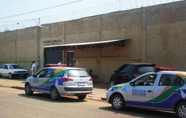 Onze servidores do Sistema Penitenciário de MT foram diagnosticados com Covid-19