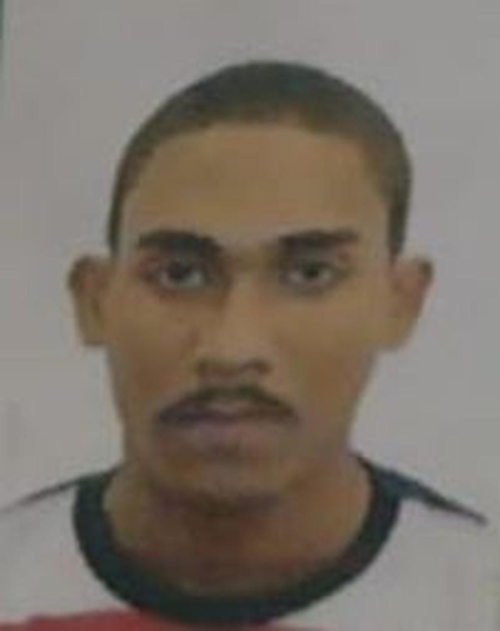 Gabriel, neto de Neguinho da Beija-Flor, foi morto a tiro — Foto: Reprodução