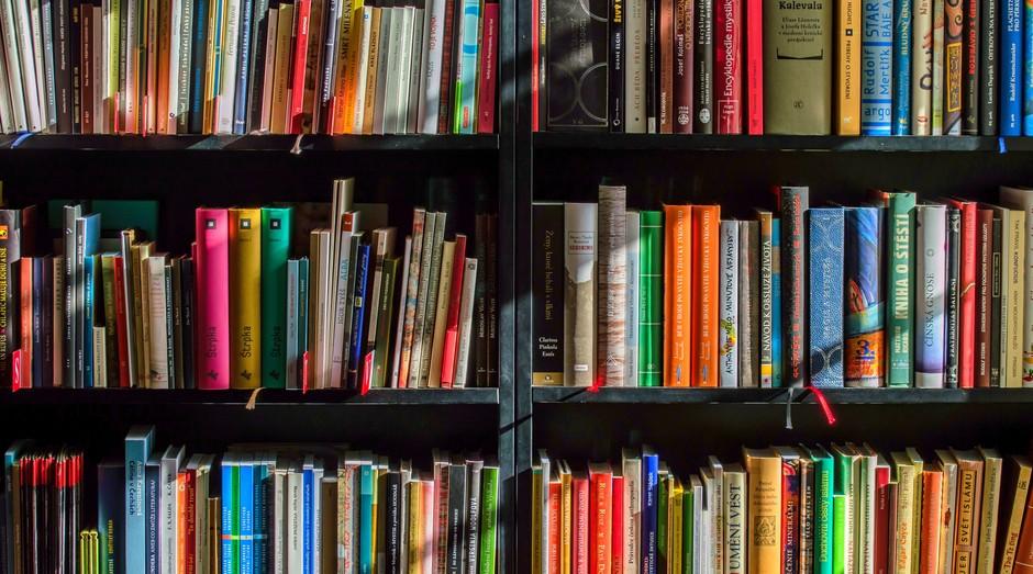 livraria (Foto: Reprodução/Pexels)