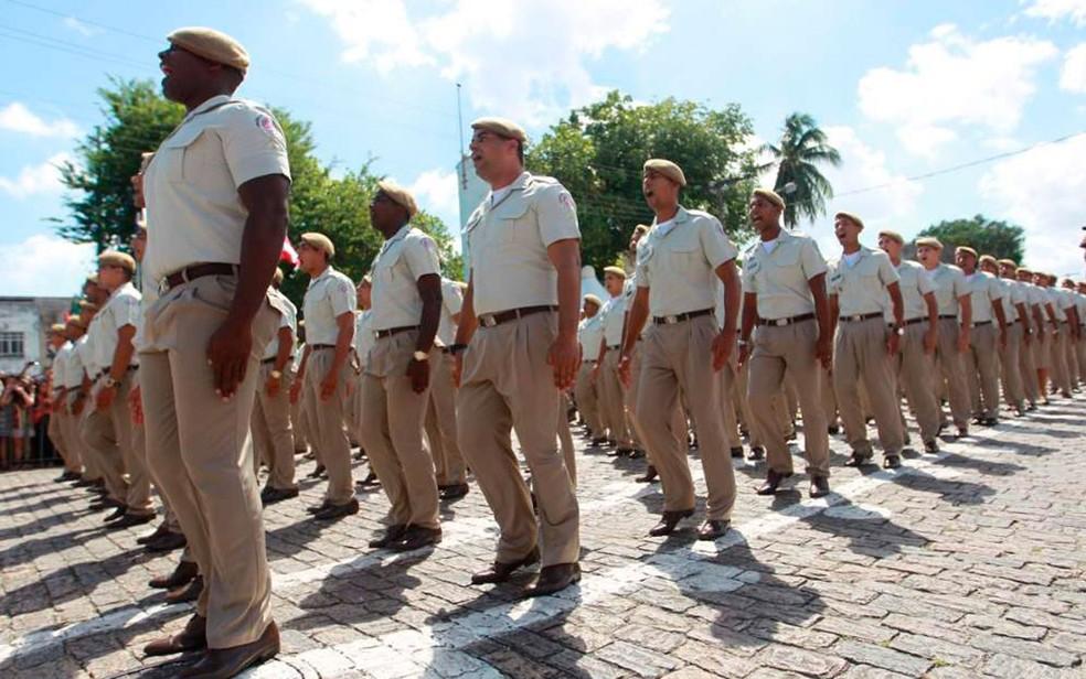 Polícia Militar da Bahia (Foto: Carol Garcia/GOV BA)