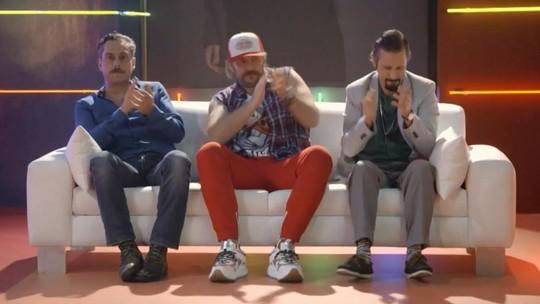 'Choque de Cultura Show': Alexandre Nero aparece em chamada de nova temporada