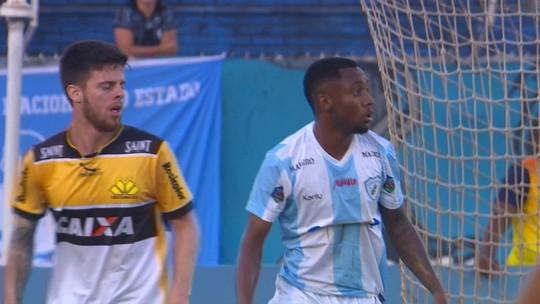 Londrina x Criciúma - Campeonato Brasileiro Série B 2018 - globoesporte.com