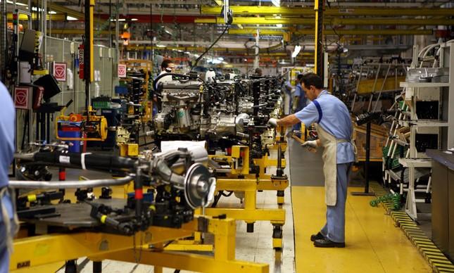 A alta da indústria ajudou no resultado do IBC-Br