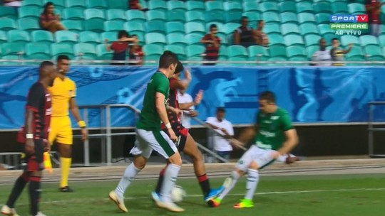 Atuações do Vitória: confira os destaques do time diante do Guarani