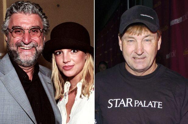 Britney, Jamie Spears e Bobby Ochs (Foto: Reprodução/PageSix)