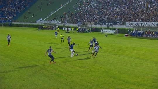 Ricardo Leão vê Tupi-MG melhor no início do jogo e crê em time competitivo em BH