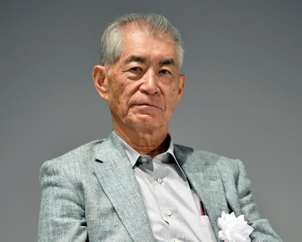 Tasuku Honjo — Foto: Ryosuke Ozawa/Kyodo News via AP