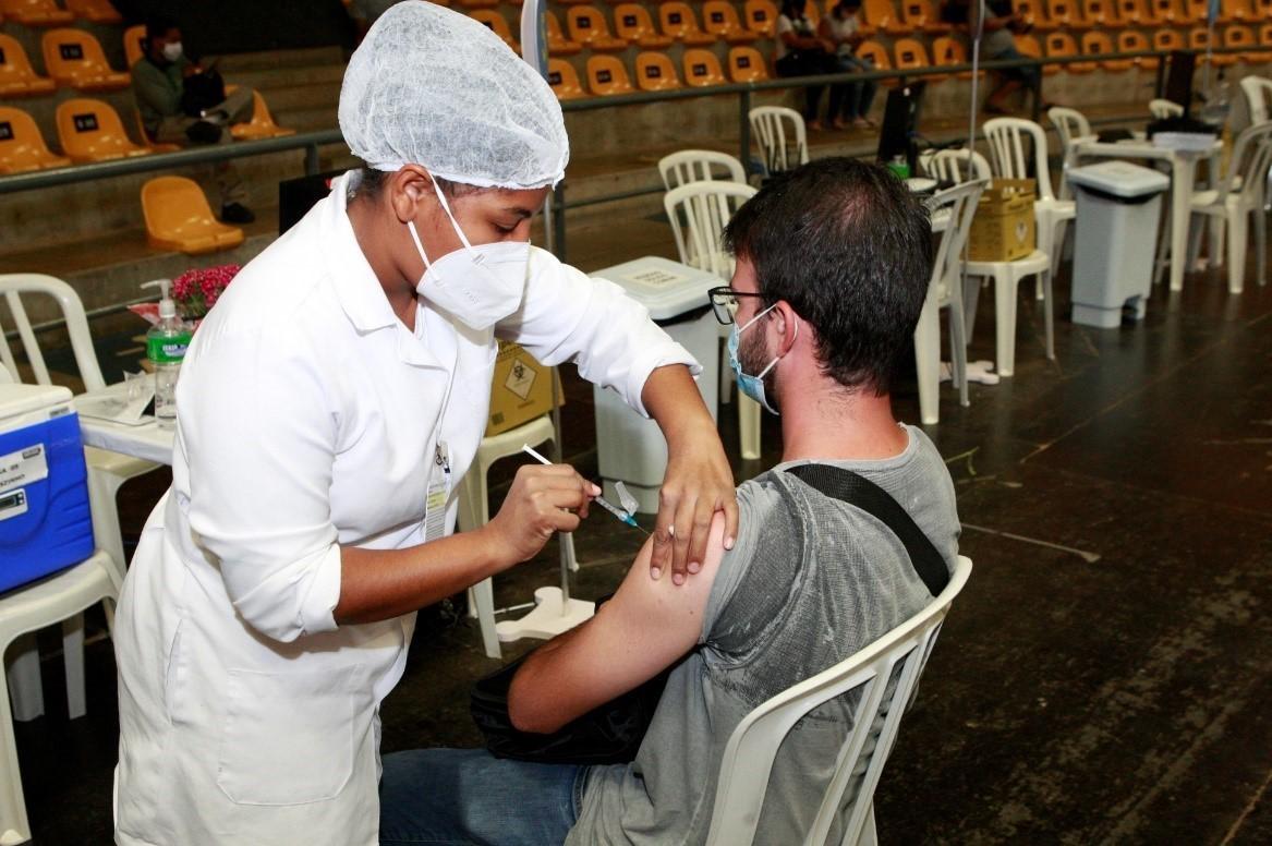 Profissionais do ensino fundamental em Uberlândia já podem fazer cadastro para a vacinação contra a Covid-19