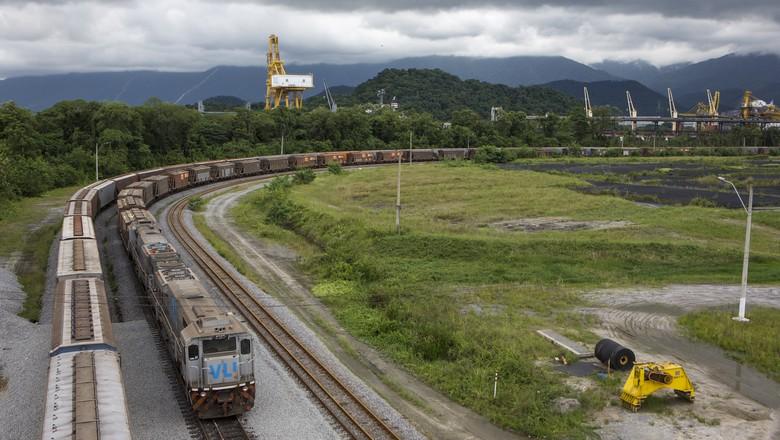 Caminhos - ferrovia (Foto: Fernando Martinho/Ed.Globo)