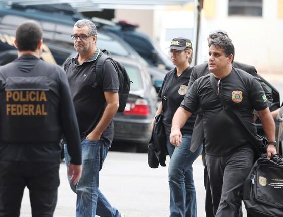 A operação Câmbio, desligo (Foto: Fabiano Rocha/Agência O Globo)