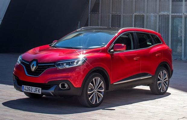 Renault Kadjar (Foto: Divulgação)
