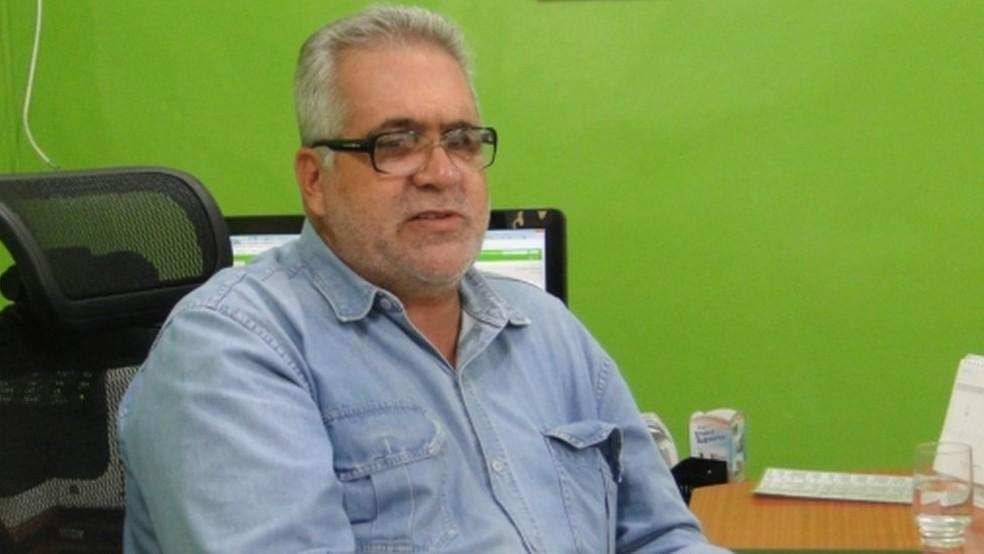 Cletho Muniz de Brito, superintendente do Incra em Rondônia, cobra que o governo federal desenvolva 'uma grande política para o campo' (Foto: Divulgação/Incra)