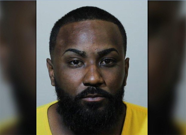 Nick Gordon  (Foto: SEMINOLE COUNTY SHERIFF`S )