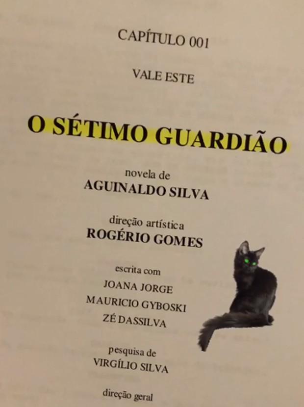 Marina Ruy Barbosa já estuda texto de O Sétimo Guardião, nova novela das 9 (Foto: Reprodução/Instagram)