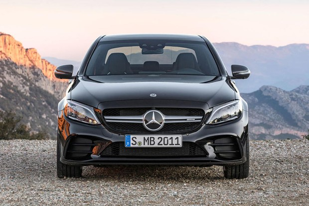 Mercedes-AMG C43 4MATIC 2018 (Foto: Divulgação)
