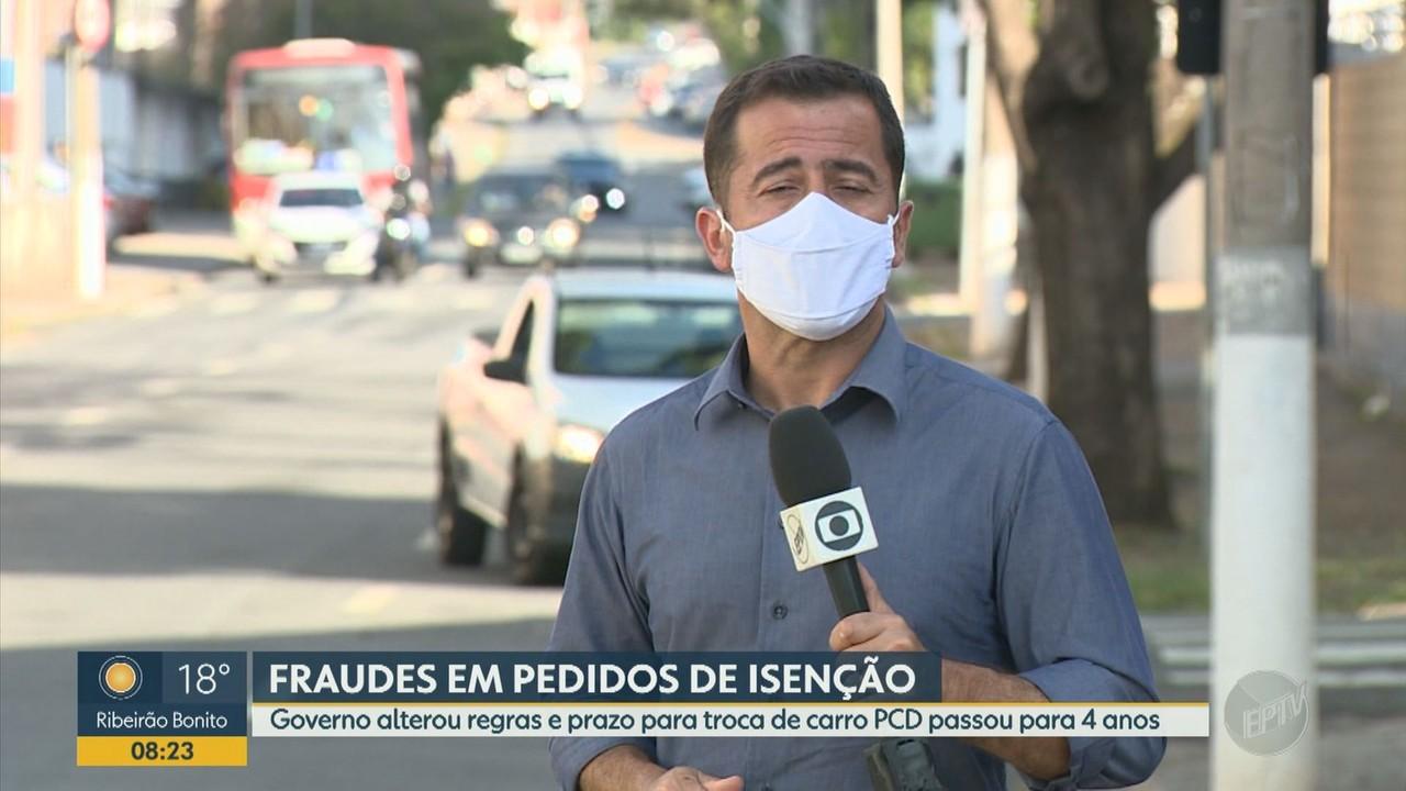 Governo de São Paulo altera regras e prazo para troca de carro PCD após fraudes na isenção