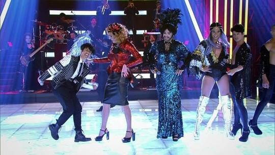 Marcelo Adnet, Silvero Pereira e André Marques viram drag queens e Camila Pitanga vira drag king em musical