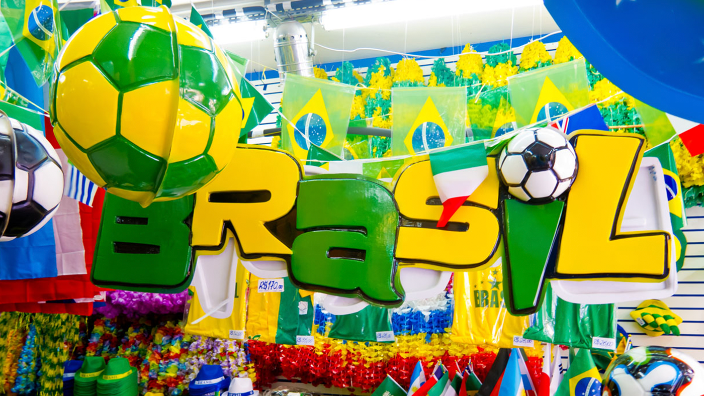 Copa do Mundo deve movimentar R$25,1 milhões no Ceará