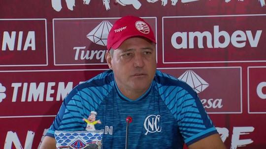 Náutico usa jogo contra Ceará como referência para final