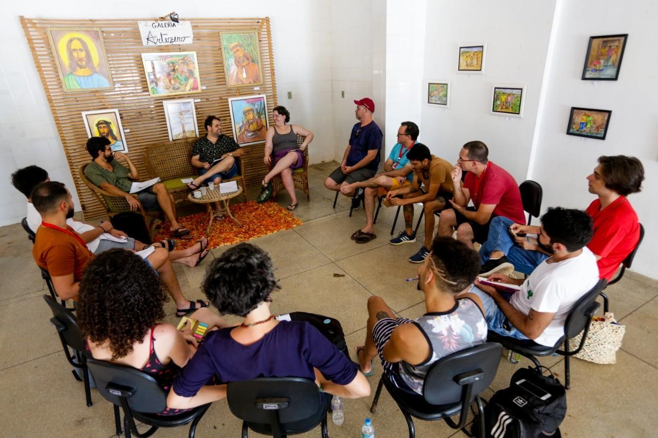 Laboratório orienta projetos de longas-metragens potiguares na 6ª Mostra de Cinema de Gostoso - Notícias - Plantão Diário