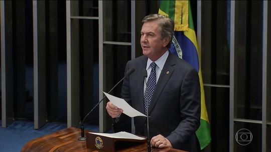 Fernando Collor se torna réu por corrupção na Lava Jato